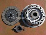 "9"" Dumper Clutch Kit - THWAITES, BENFORD, BARFORD"